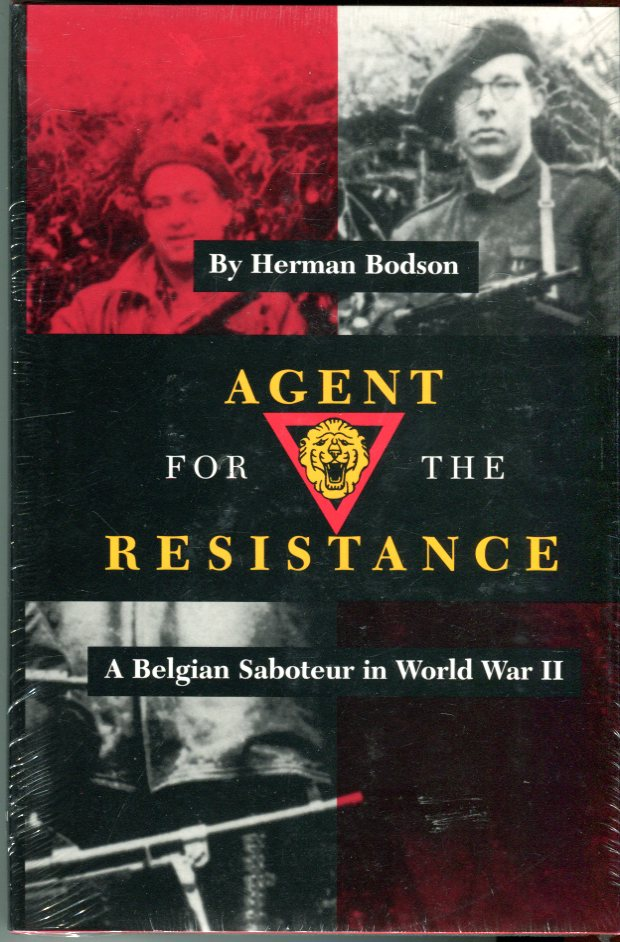 Image for Agent for the Resistance: A Belgian Saboteur in World War II (Williams-Ford Texas A&M University Military History Series)