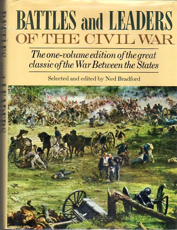 Image for Battles and Leaders of the Civil War: The one volume edition of the great classic of the War Between the States