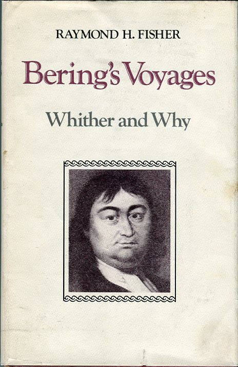 Image for Bering's Voyages: Whither and Why
