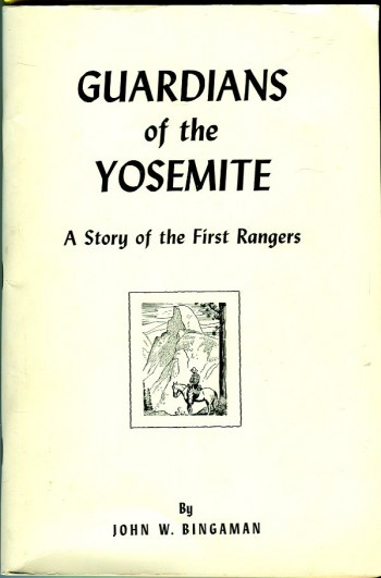 Image for Guardians of the Yosemite: A Story of the First Rangers