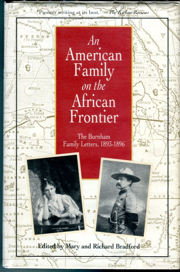 Image for An American Family on the African Frontier: The Burnham Family Letters, 1893-1896