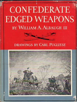 Image for Confederate Edged Weapons