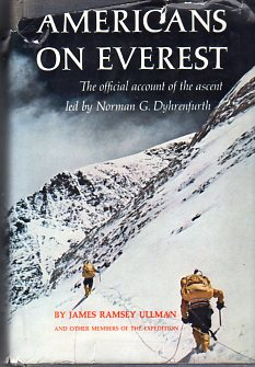 Image for Americans on Everest: The Official Account of the Ascent Led by Norman G. Dyhrenfurth