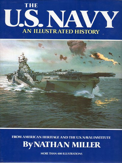 Image for The U.S. Navy: An Illustrated History