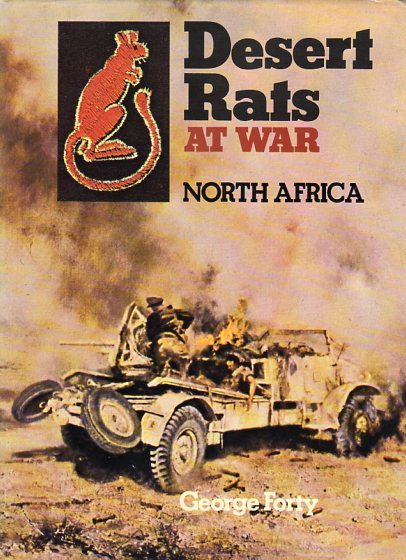 Image for Desert Rats at War (2 Volumes, Complete): North Africa; Europe