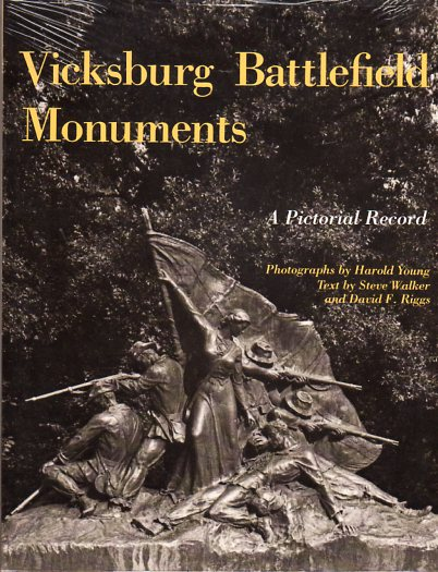Image for Vicksburg Battlefield Monuments: A Pictorial Record