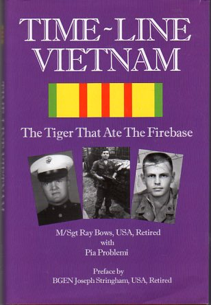 Image for Time Line Vietnam: The Tiger That Ate the Firebase