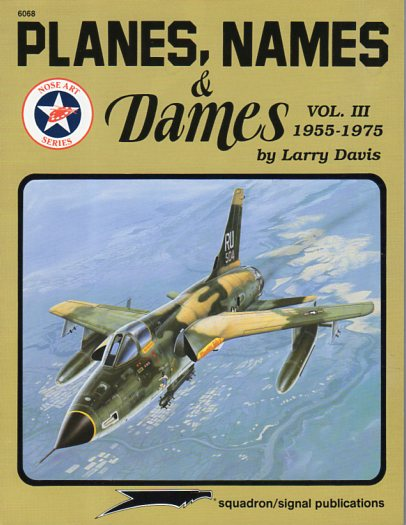 Image for Planes, Names & Dames, Volume III 1955- 1975 (6068)