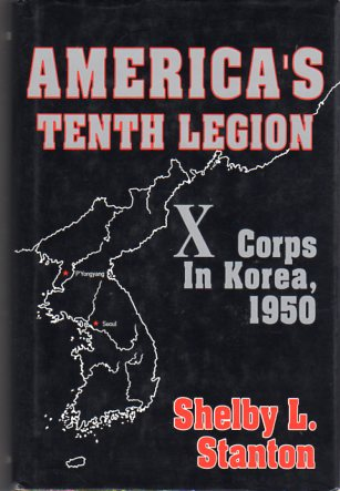 Image for America's Tenth Legion: X Corps in Korea, 1950