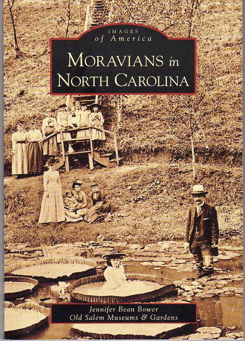 Image for Moravians in North Carolina (Images of America Series)