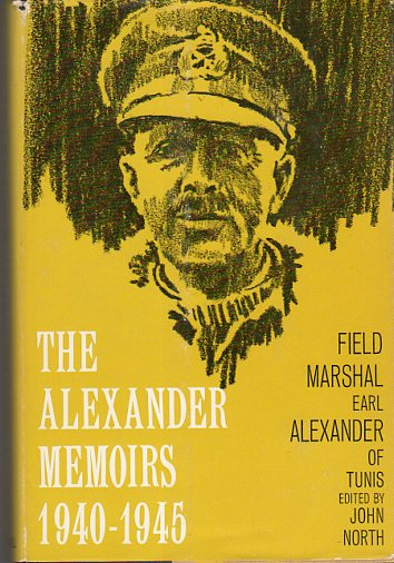 Image for The Alexander Memoirs 1940-1945