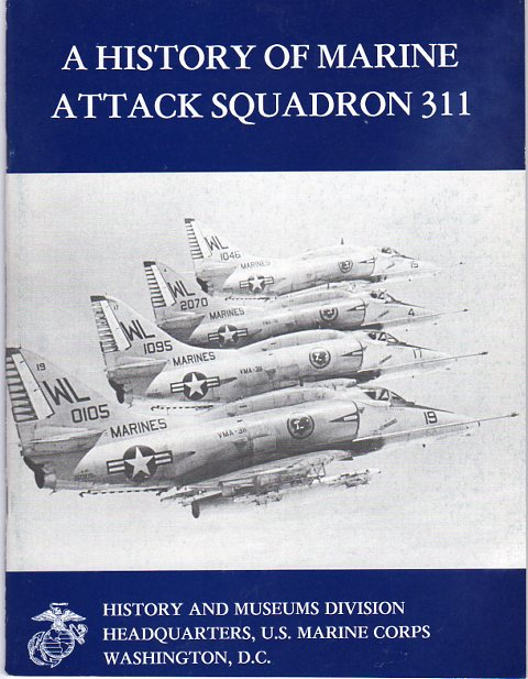Image for A History of Marine Attack Squadron 311