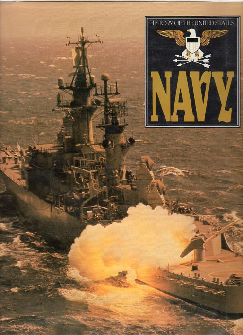 Image for History of the United States Navy