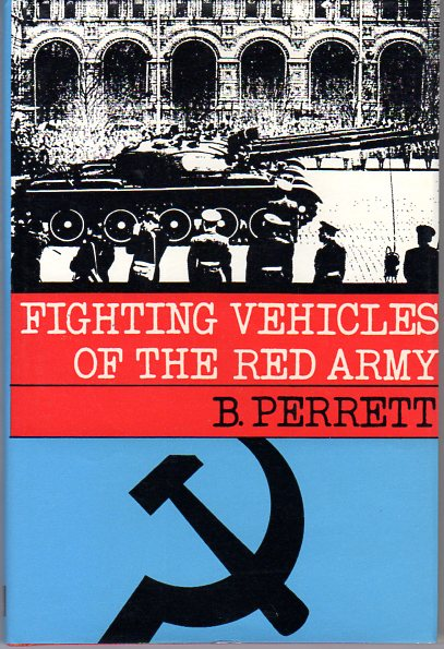 Image for Fighting Vehicles of the Red Army