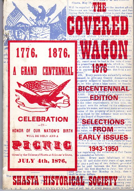 Image for The Covered Wagon 1976: Selections From Early Issues 1943- 1950