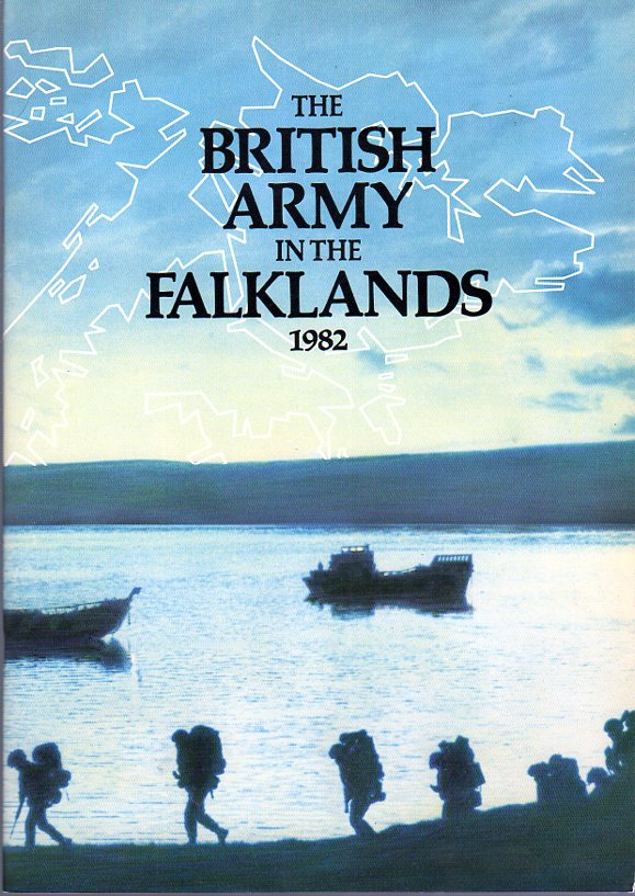 Image for The British Army in the Falklands 1982