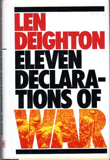Image for Eleven Declarations of War