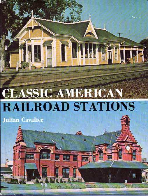 Image for Classic American Railroad Stations