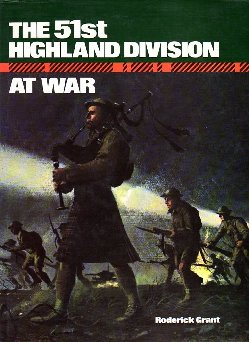 Image for The 51st Highland Division at War