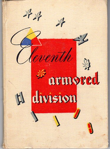 Image for Eleventh Armored Division Officers' Register