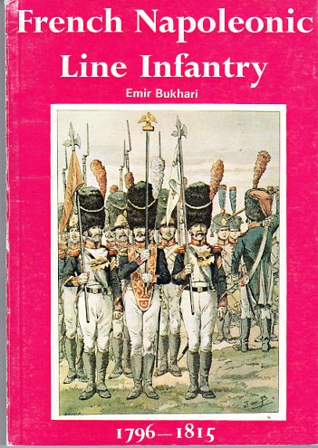 Image for French Napoleonic Line Infantry 1796- 1815