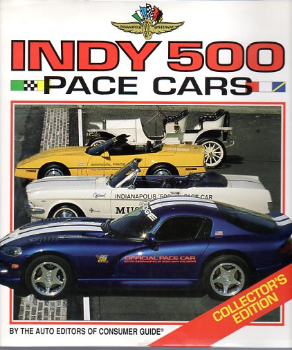 Image for Indy 500 Pace Cars