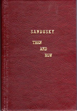 Image for Sandusky Einst und Jetzt (Sandusky (Ohio) Then and Now): Publication No. 115 of The Western Reserve Historical Societ