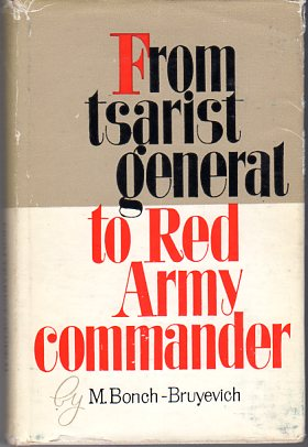 Image for From Tsarist General to Red Army Commander