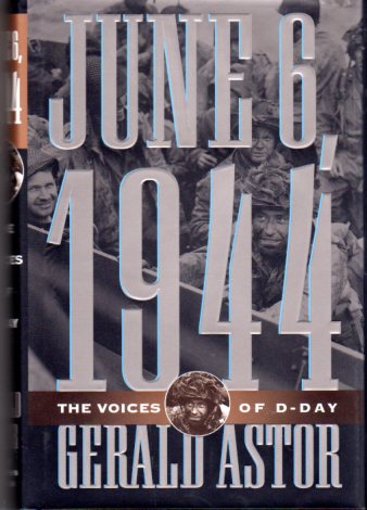 Image for June 6, 1944: The Voices of D- Day