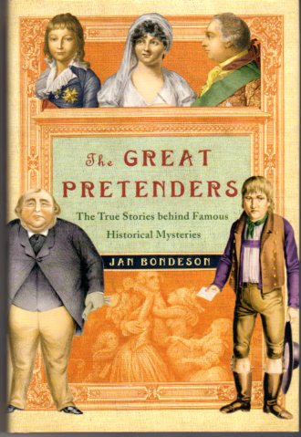 Image for The Great Pretenders: The True Stories Behind Famous Historical Myths