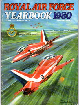 Image for Royal Air Force Yearbook 1980