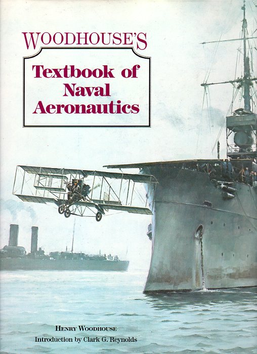 Image for Woodhouse's Textbook of Naval Aeronautics