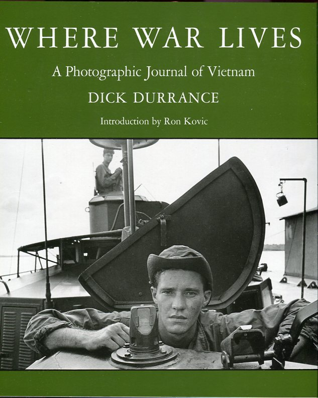 Image for Where War Lives: A Photographic Journal of Vietnam