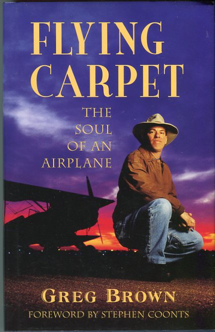 Image for Flying Carpet: The Soul of an Airplane