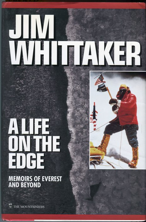 Image for A Life on the Edge: Memoirs of Everest and Beyond