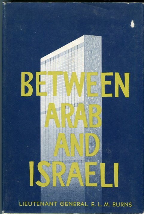 Image for Between Arab and Israeli