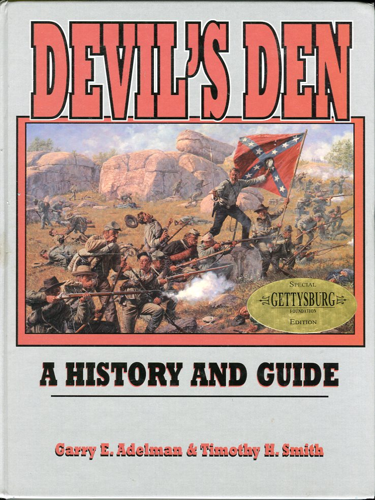 Image for Devil's Den: A History and Guide