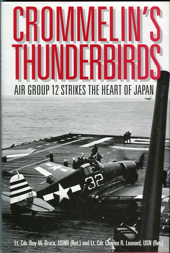 Image for Crommelin's Thunderbirds: Air Group 12 Strikes the Heart of Japan