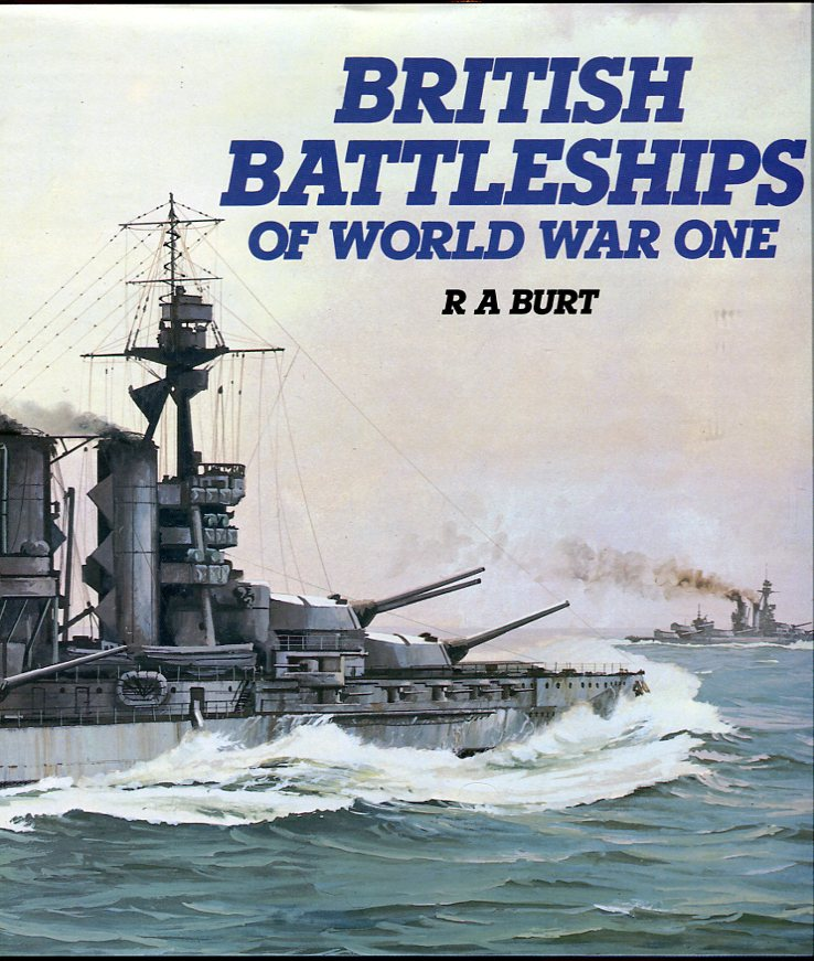 Image for British Battleships of World War One