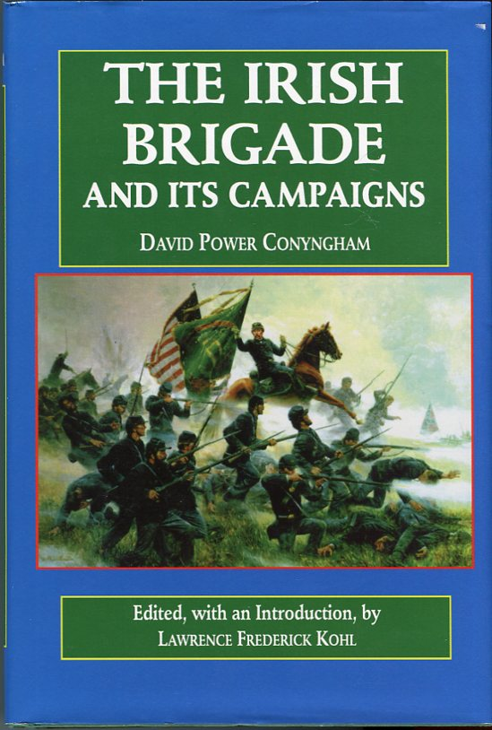 Image for The Irish Brigade and Its Campaigns