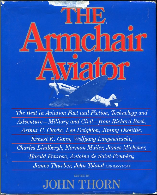 Image for The Armchair Aviator (Armchair Library Series)