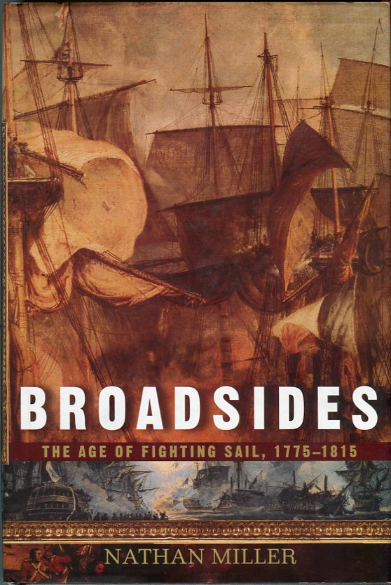 Image for Broadsides: The Age of Fighting Sail, 1775- 1815
