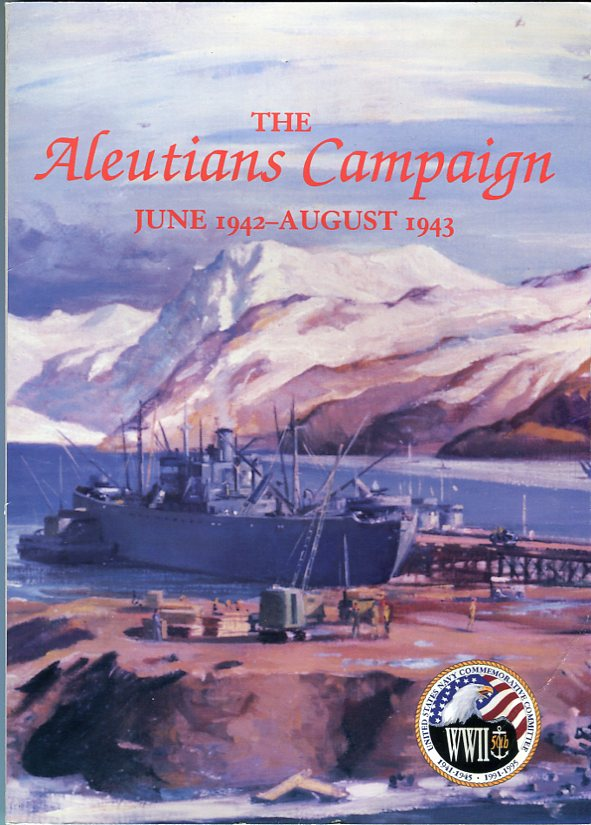 Image for The Aleutians Campaign, June 1942-August 1943