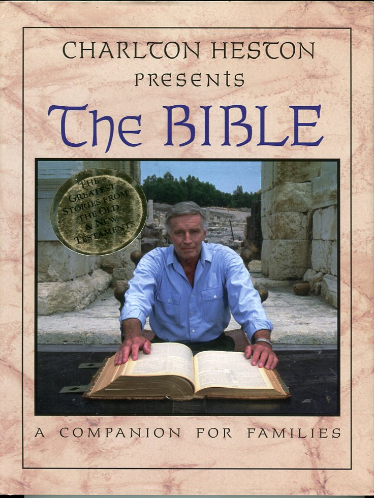 Image for Charlton Heston Presents the Bible: A Companion for Families