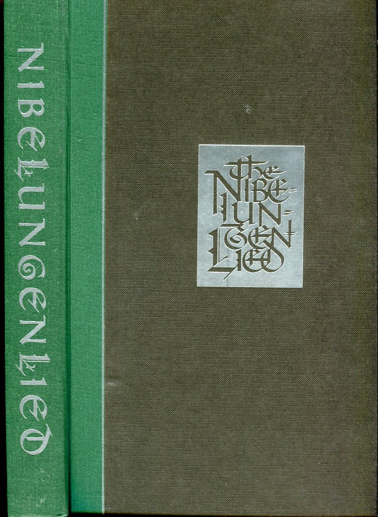 Image for The Niebelungenlied