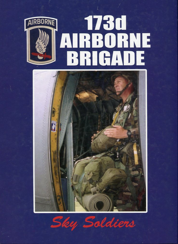 Image for 173d Airborne Brigade: Sky Soldiers
