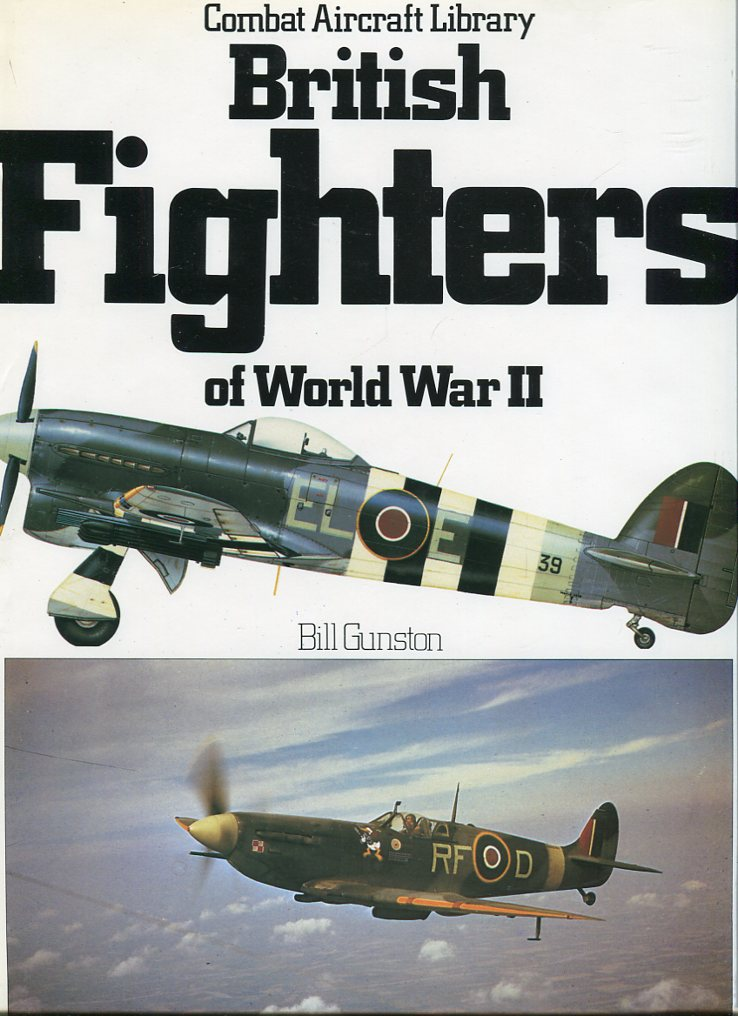 Image for British Fighters of World War II (Combat Aircraft Library series)