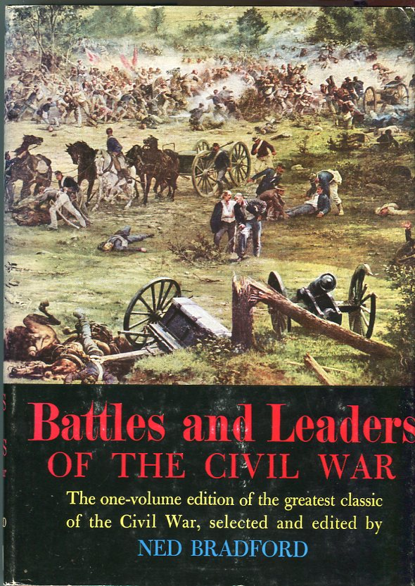 Image for Battles and Leaders of the Civil War: The one volume edition of the greatest classic of the Civil War