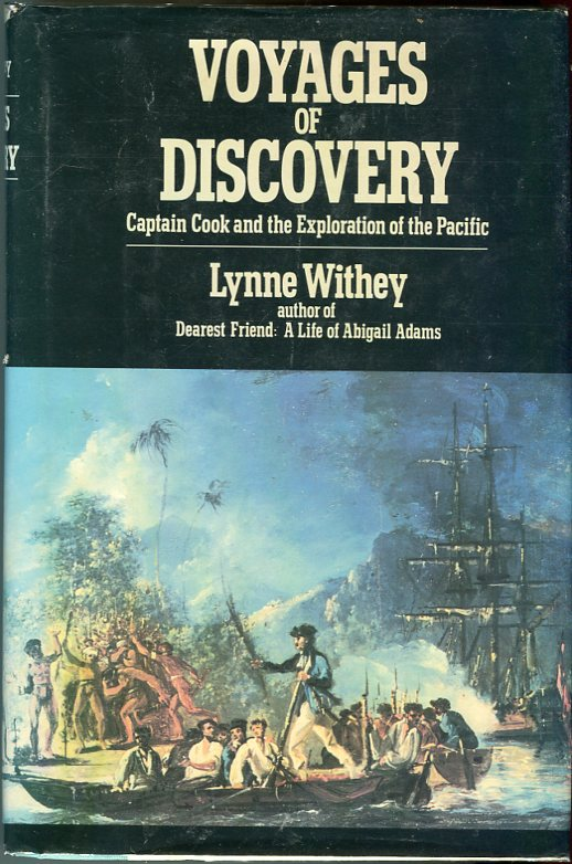 Image for Voyages of Discovery: Captain Cook and the Exploration of the Pacific