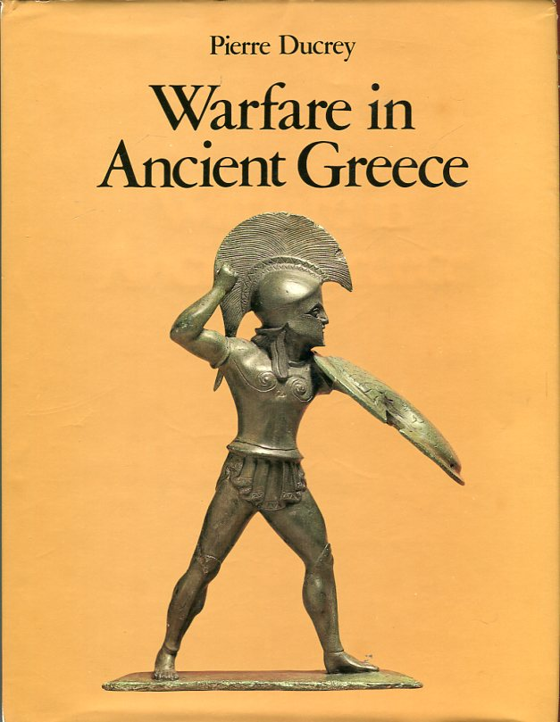 Image for Warfare in Ancient Greece